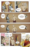 Aang's beard by rice-claire