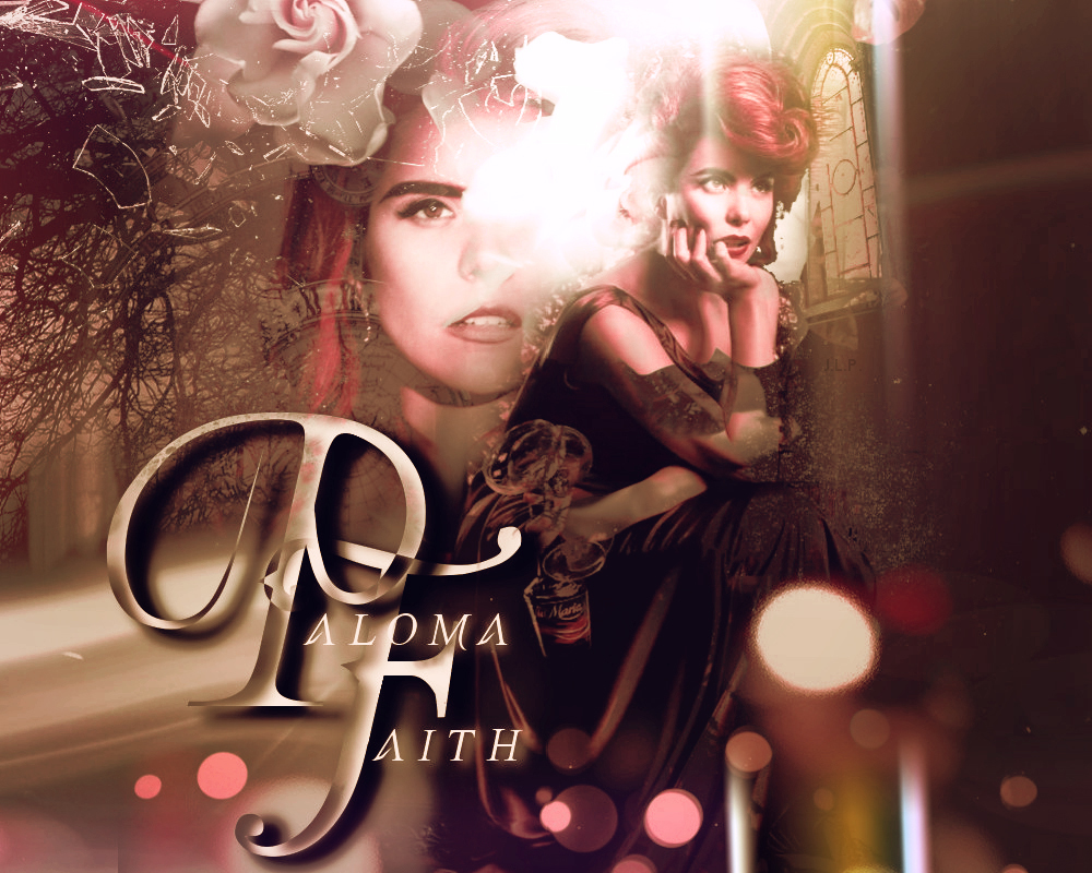 Paloma Faith by sorryeyescansee