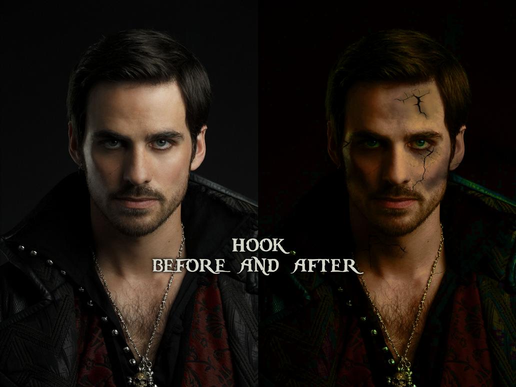 Hook by sorryeyescansee