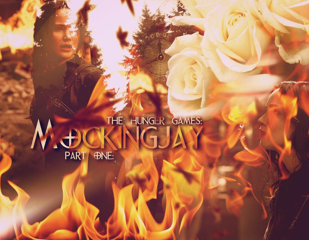 Mockingjay by sorryeyescansee