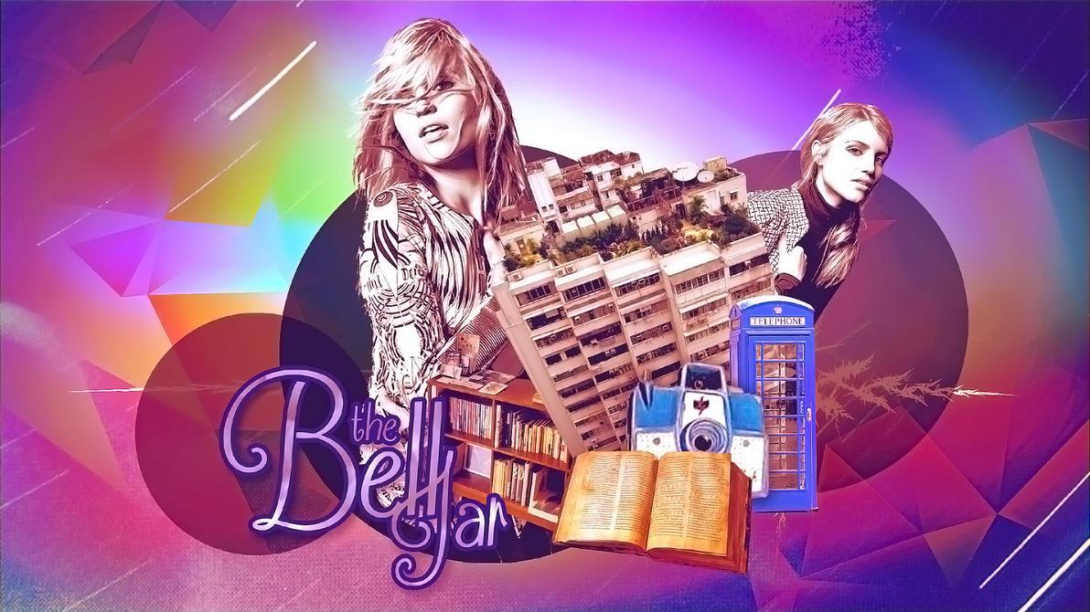 The Bell Jar by sorryeyescansee