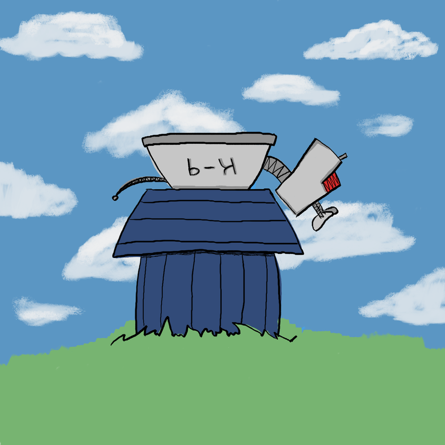 K9's Doghouse by sorryeyescansee