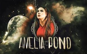 Amelia Pond by sailorjessi