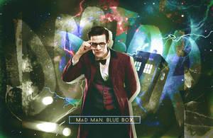 Mad Man. Blue Box by sailorjessi