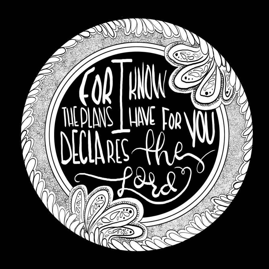 Jeremiah 29:11 by sailorjessi