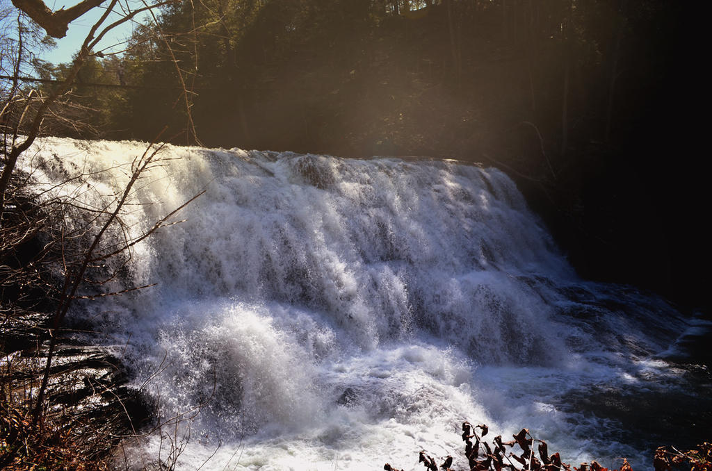 Fall Creek Falls by sailorjessi