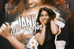 Jane the Virgin by sailorjessi