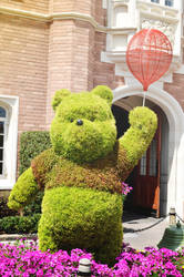 Epcot's Flower and Garden - Pooh