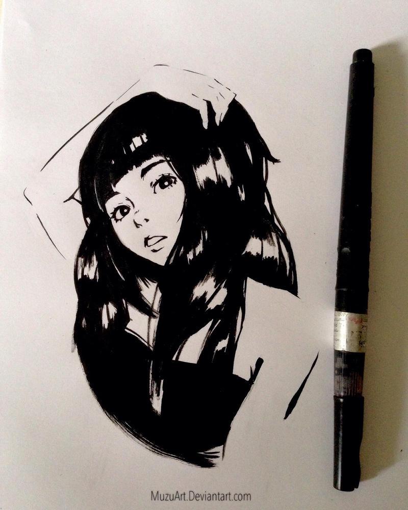 Random doodle by MuzuArt
