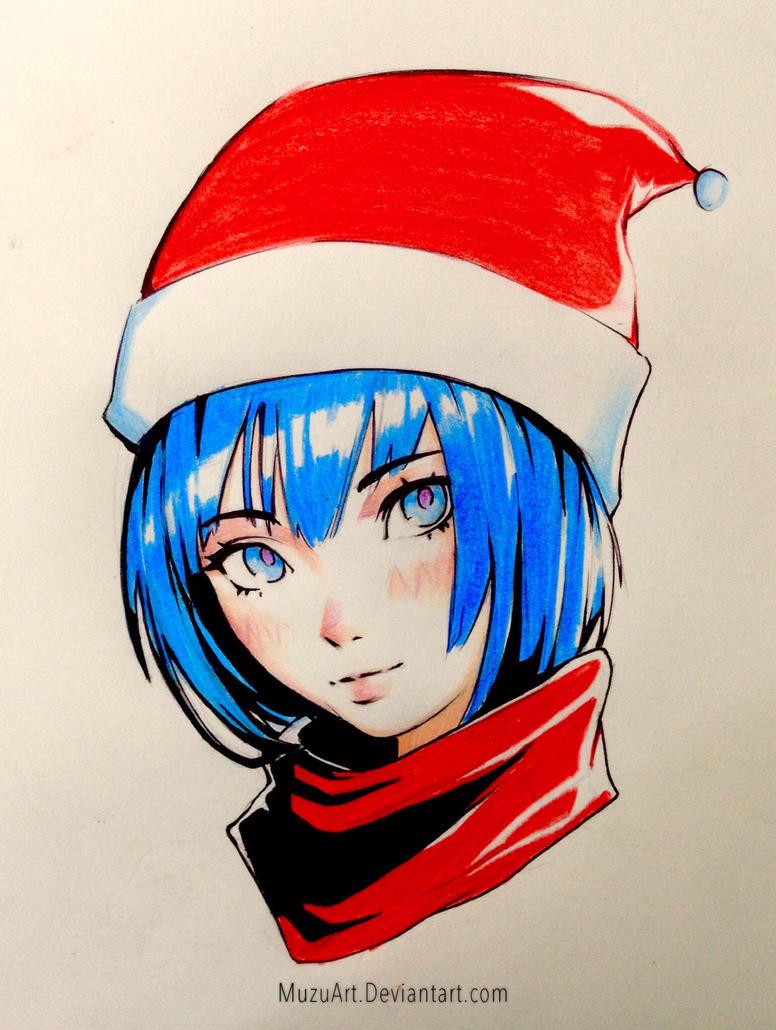 Merry Christmas! by MuzuArt