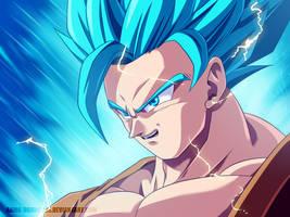Goku Saiyan God Lv2