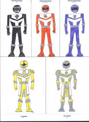 Request: PRPS- Rangers 2 by zackon7