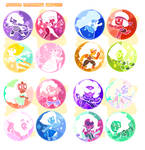 Steven Universe Button Set