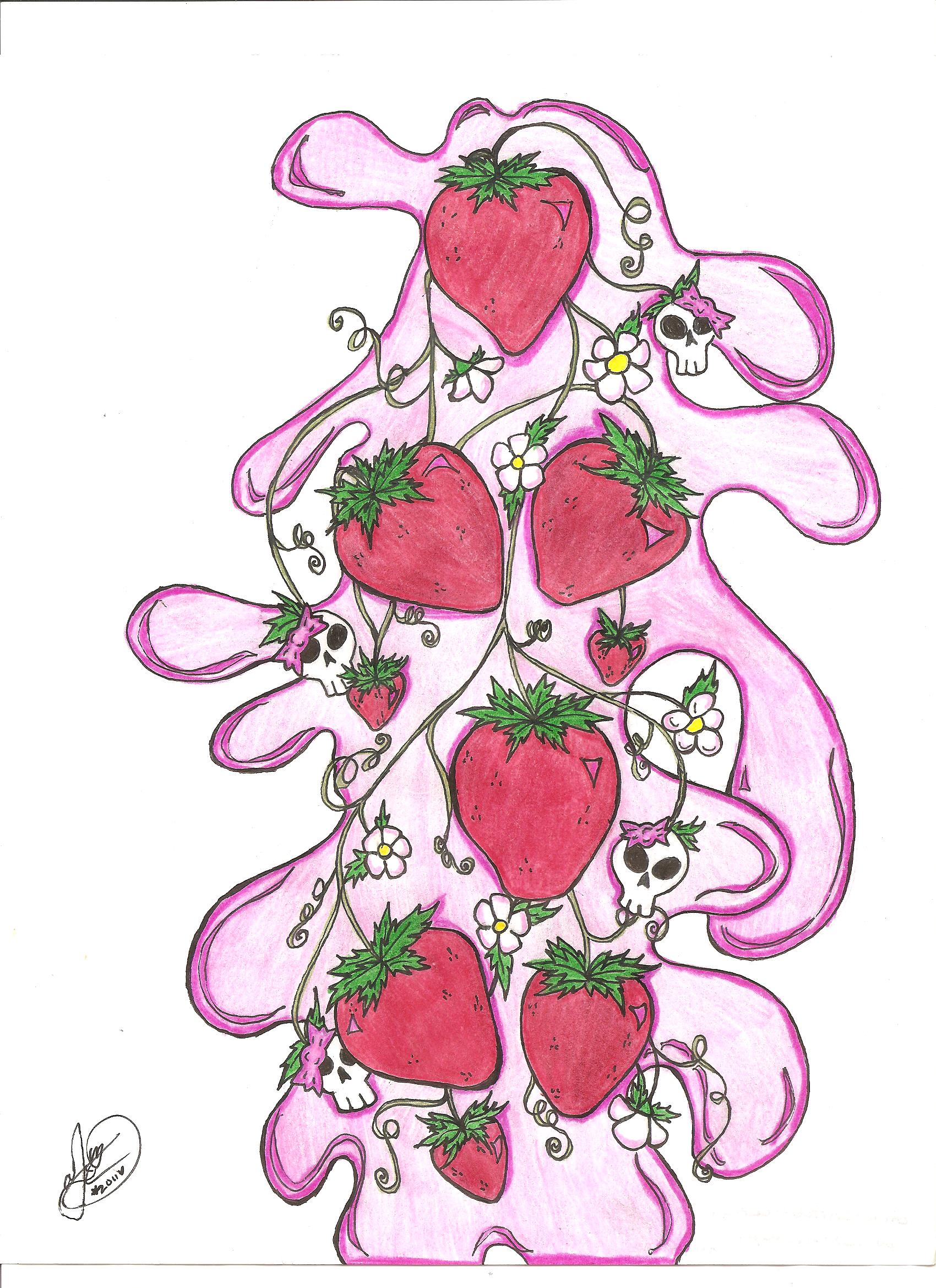 punkberries and cream