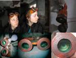 Goggles: Distopia