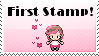 First Stamp ~ Stamp by katelove77