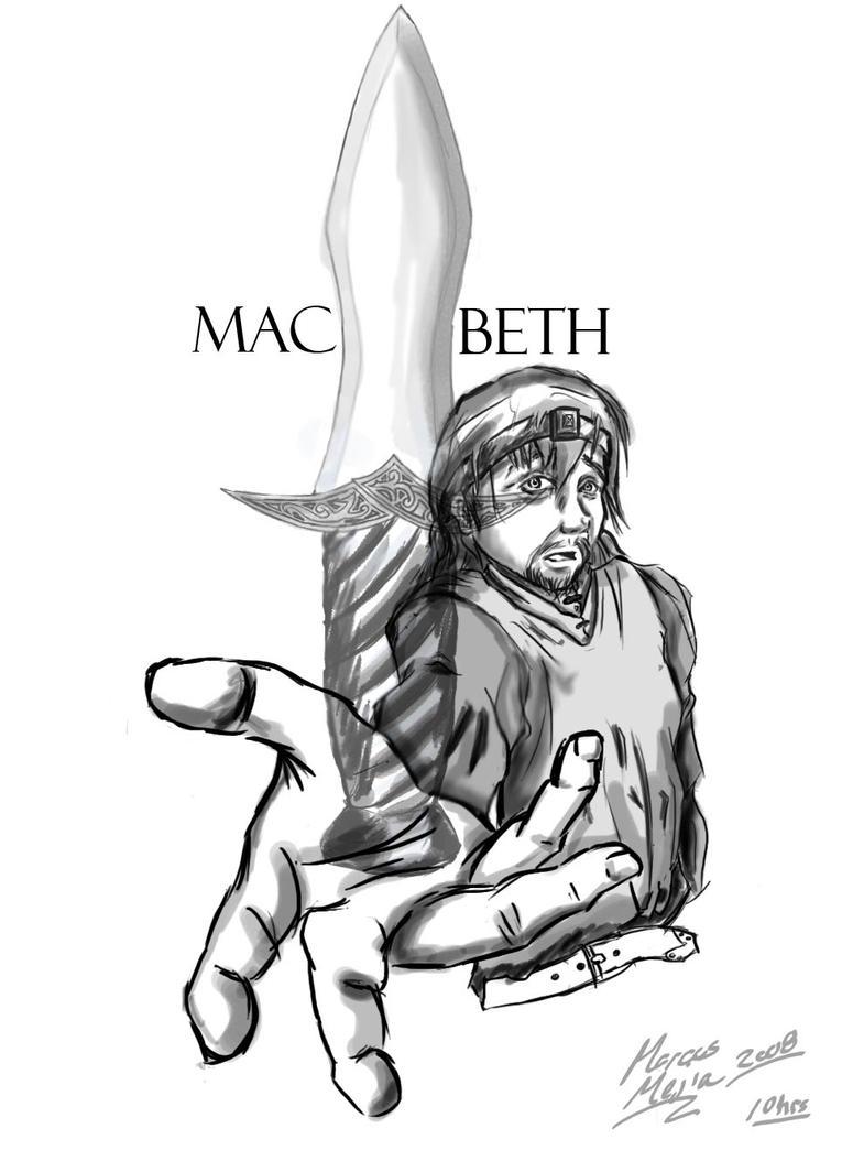 macbeth dagger drawing - photo #22