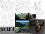 sketchdump week 16
