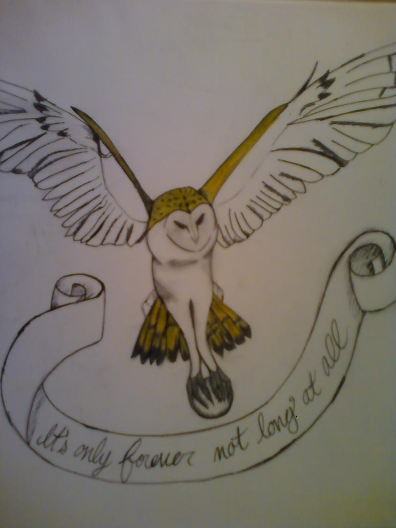 Labyrinth Owl Tattoo Design by silvervixen156 on DeviantArt Labyrinth Owl Tattoo