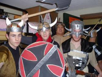 Duct Tape Vikings