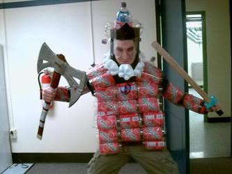 Bottle Warrior