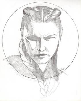 Arianna Jedi sketch