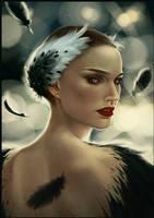 Black Swan by Arsinoes