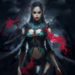 Dark Elf Witch
