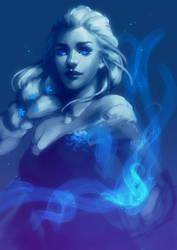 Elsa by Arsinoes