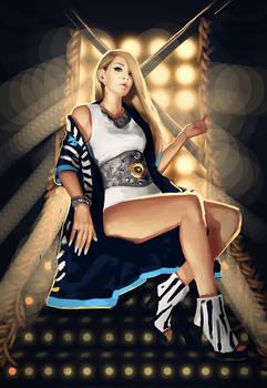 The Baddest Female - CL