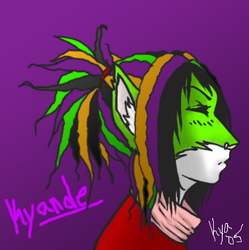 Kyande Headshot