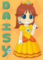 Little Daisy by kawajenn
