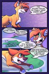 Pinecone's Journays Issue 1 Page 3