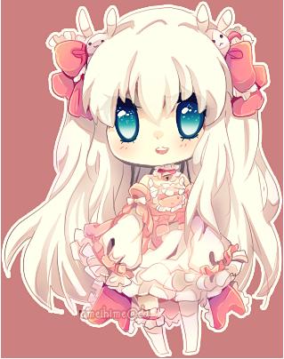 c: Yuki by LaDollBlanche