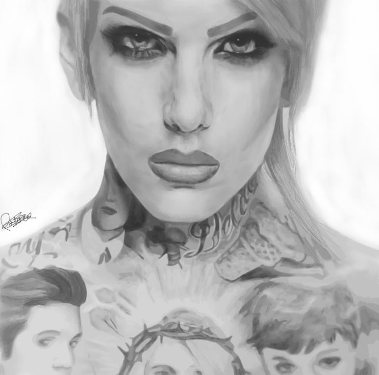 Jeffree star by mcr1995