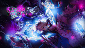Saber Fate/Zero Wallpaper