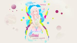 Inori Yuzuriha Guilty Crown Wallpaper