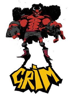 NPW Fanart Grim