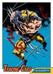 Trading Card Panagiotis Vlamis Wolverine