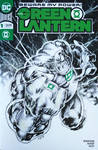 Green Lantern sketch cover by Panagiotis Vlamis by weaselpa