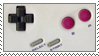 Game Boy - Stamp by nostu