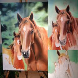 Horses (wip)