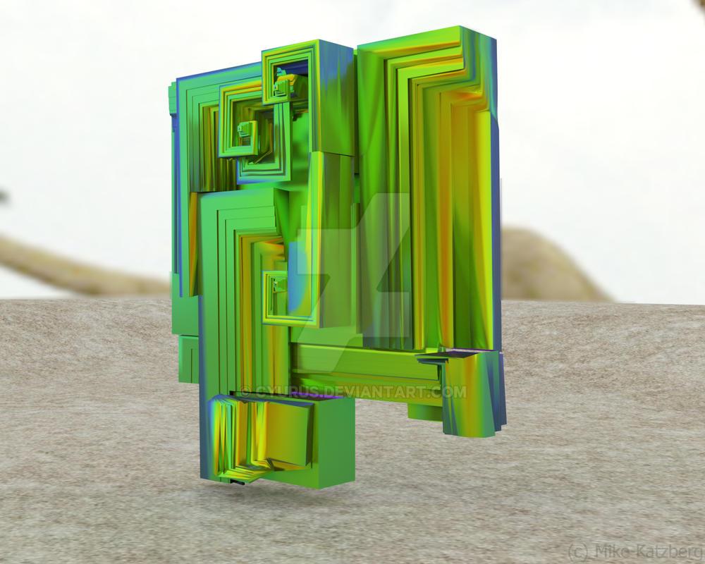 Alternate Bismuth by Cyurus