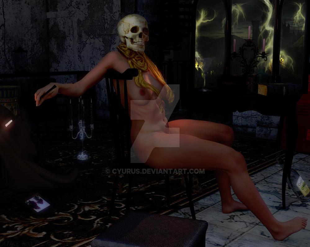 Death At Mirror by Cyurus