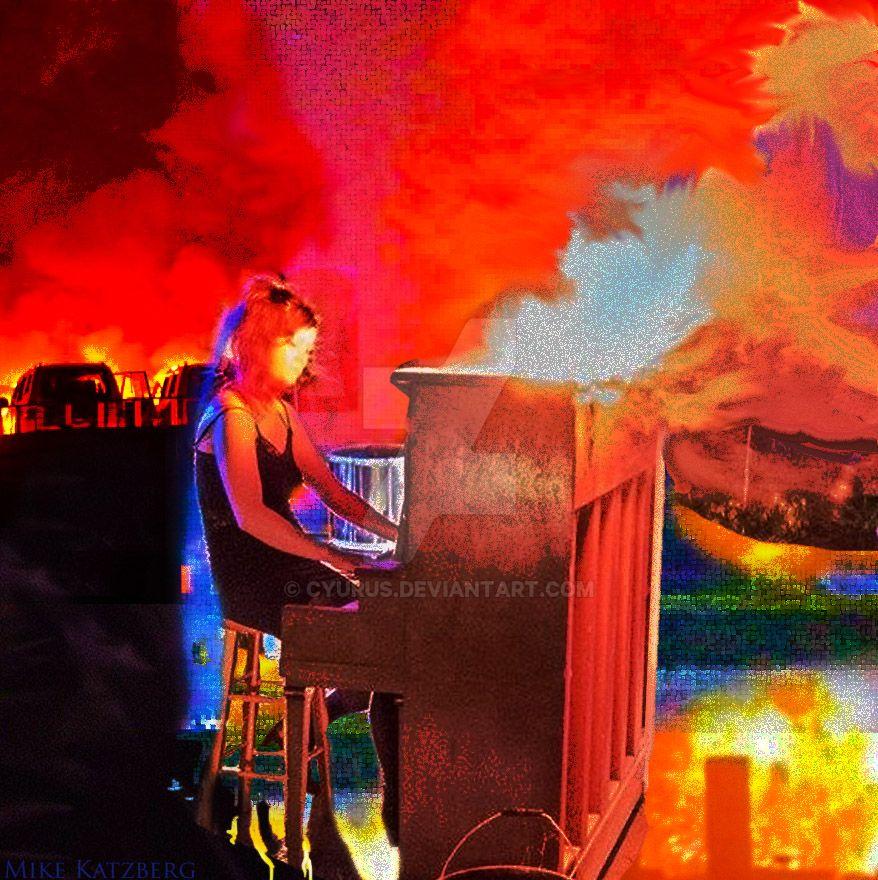 Burning For It by Cyurus