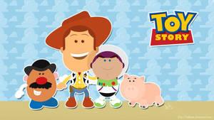 Toy Story by KellerAC