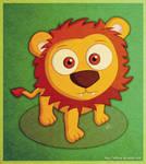 Just a random Lion