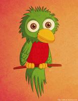 Just a random Quetzal by KellerAC