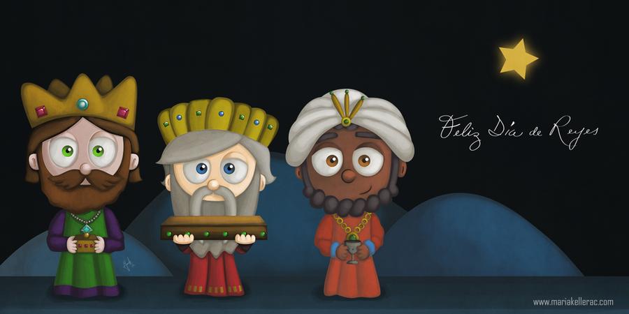 Feliz dia de Reyes. by KellerAC on DeviantArt