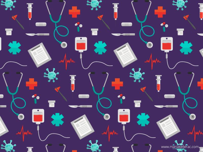 Medical Pattern By KellerAC On DeviantArt